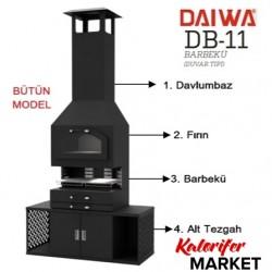 Daiwa DB-11 Duvar Tipi...