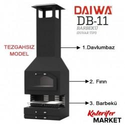 DB-11 Duvar Tipi Fırınlı...