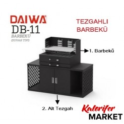 DB-11 Duvar Tipi Tezgahlı...
